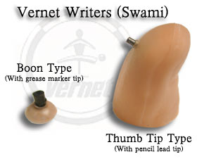 Thumb Tip Type (Grease Marker 4 mm.) Vernet
