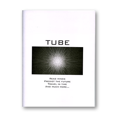 Tube by Jason Messina - Book