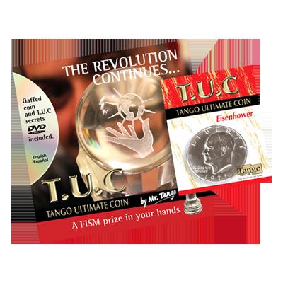 Tango Ultimate Coin (T.U.C) Dolar Eisenhowercon DVD - Tango