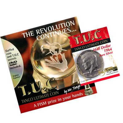 TUC Pure Silver Half Dollar (w|DVD) (D0145)