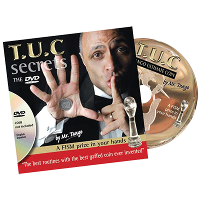 TUC Secrets the DVD(V0013) - Tango Magic - DVD