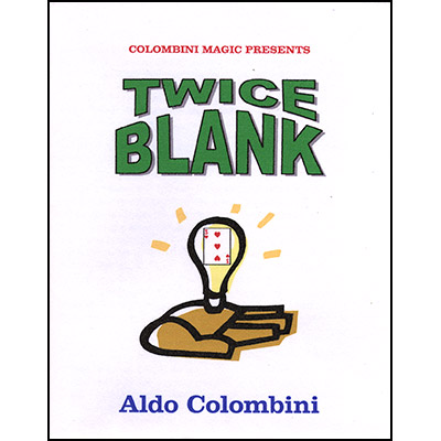 Twice Blank by Wild-Colombini - Trick
