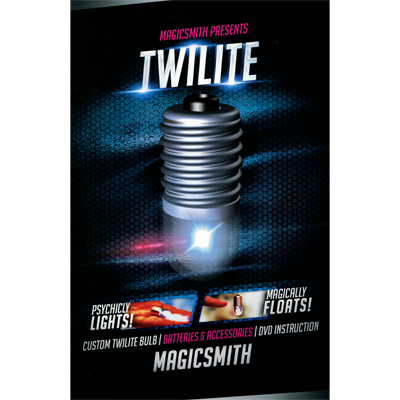Twilite Floating Bulb by Chris Smith - Trick