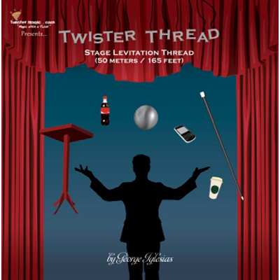 Twister Thread by Twister Magic - Trick