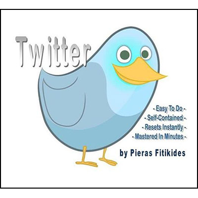 Twitter by Pieras Fitikides - Trick
