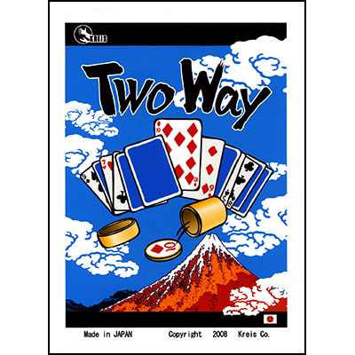 Two Way by Kreis Magic - Trick