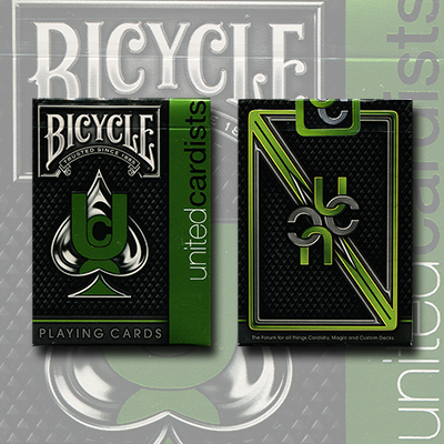 Bicycle United Cardists Deck - Trick