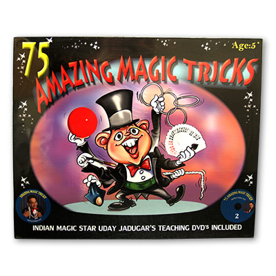 Magic Kit ( with 75 tricks) by Uday - Trick