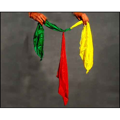 Bewildering Silks 15 inch by Uday - Trick