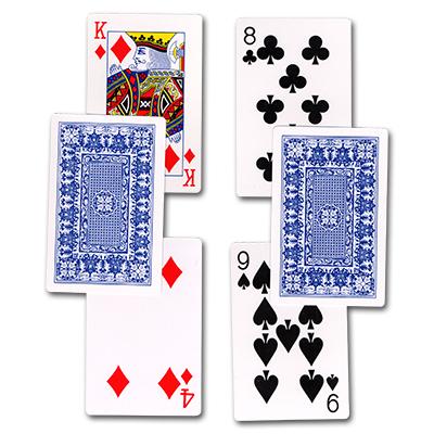 Chop Card - Uday