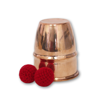 Chop Cups Copper - Uday