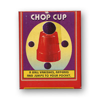 Chop Cup (Plastic) by Uday - Trick
