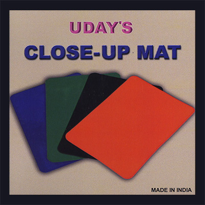 Close-Up Mat (12.5 inch x 17 inch) Black by Uday