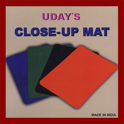 "Close-Up Mat (12.5""x 17"")-Red by Uday - Trick"