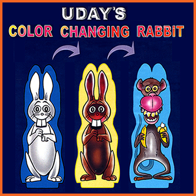 Color Changing Rabbits by Uday - Trick