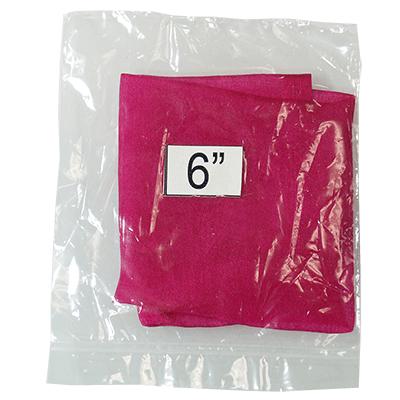 "6"" Silk Fuchsia by Uday -Trick"