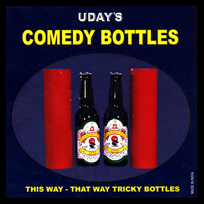Comedy Bottles by Uday - Trick