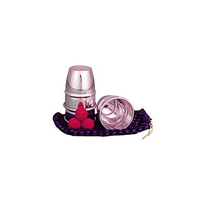 Cups And Balls (Aluminum)
