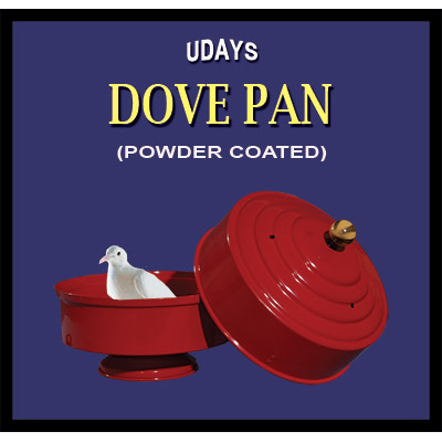 Dove Pan Powder Coated by Uday - Trick