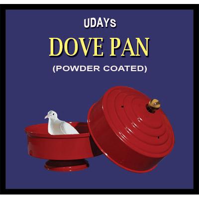 Dove Pan Powder Coated