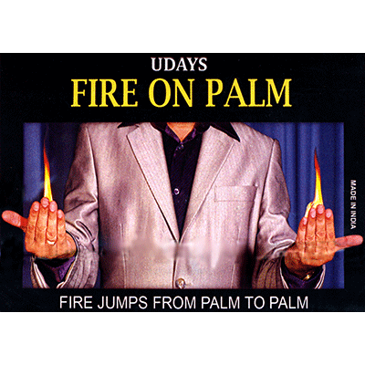 Fire on Palm - Uday