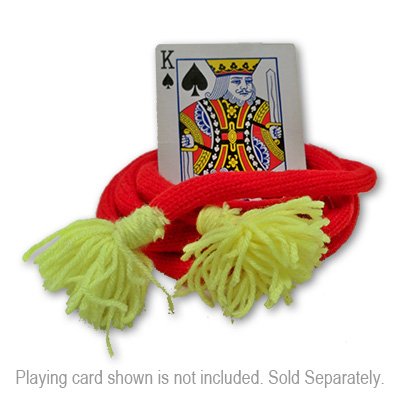 Lassoing A Card - Advanced - Deluxe - Woolen* - Uday