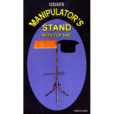 Manipulator's Stand w/ Top Hat by Uday