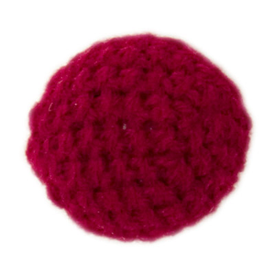 Metal Crochet Ball (1 inch) (1 BALL = 1 UNIT)- Trick