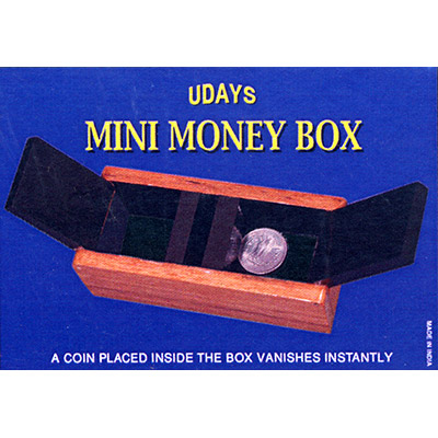 Mini Money Box by Uday - Trick
