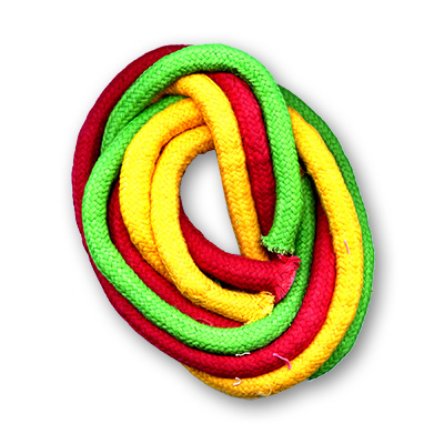 Multicolor Rope Link (Regular, Cotton) - Uday