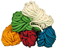 25' Rope Uday (White)