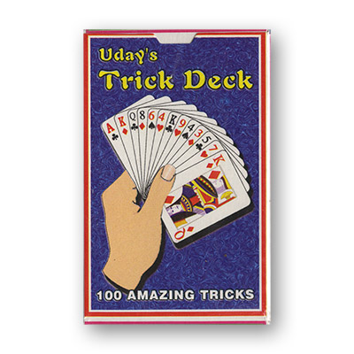 Trick Deck by Uday - Trick