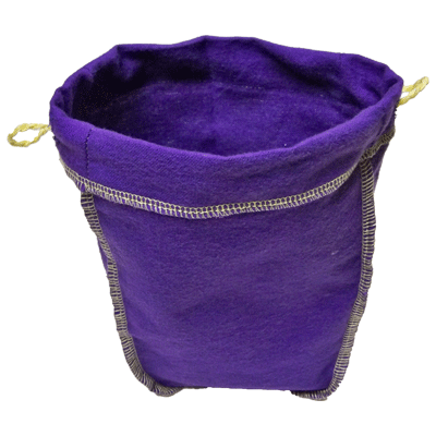 Felt Bag (Purple, Ungimmicked) - Trick