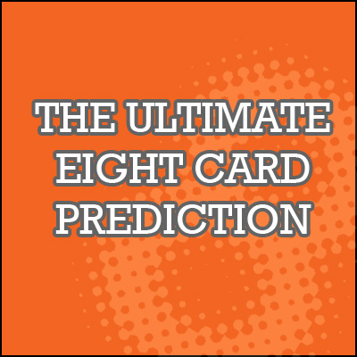 Ultimate 8 Card Prediction by Jon Jensen - Trick