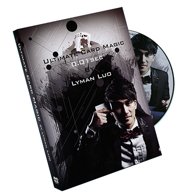 Ultimate Card Magic by Lyman Luo - DVD