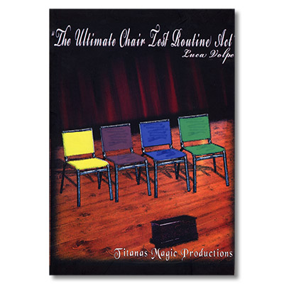 The Ultimate Chair Test Routine eBook DOWNLOAD