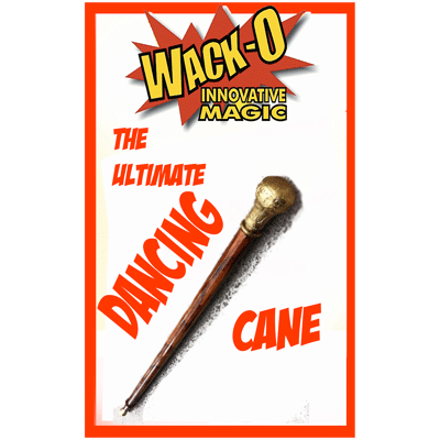 The Ultimate Dancing Cane by Wack-O-Magic - Trick