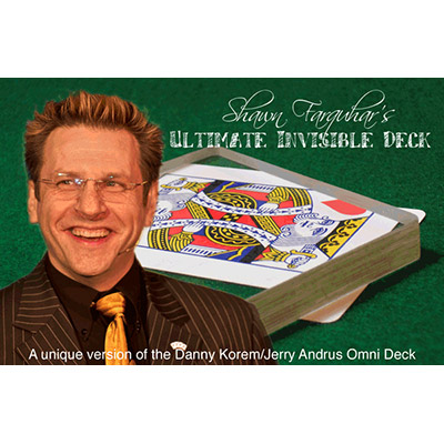 Ultimate Invisible Deck by Shawn Farquhar - Trick