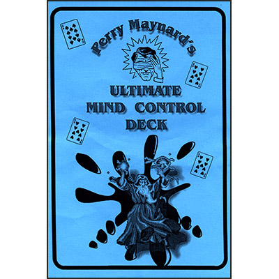 Ultimate Mind Control Deck by Perry Maynard - Trick