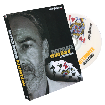 Ultimate Wild Card (DVD and Gimmick) - DVD