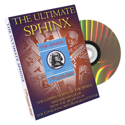 The Ultimate Sphinx - The Conjuring Arts Research Center - DVD