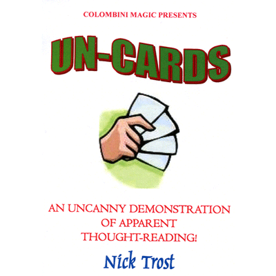 Un-Cards by Wild=Colombini Magic - Trick