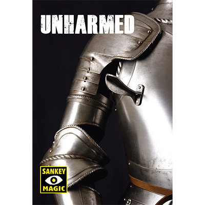 UNHARMED (DVD+GIMMICK) by Jay Sankey - Trick