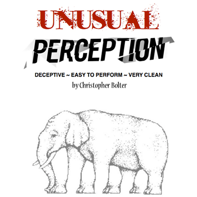 Unusual Perception by Chris Bolter - Trick
