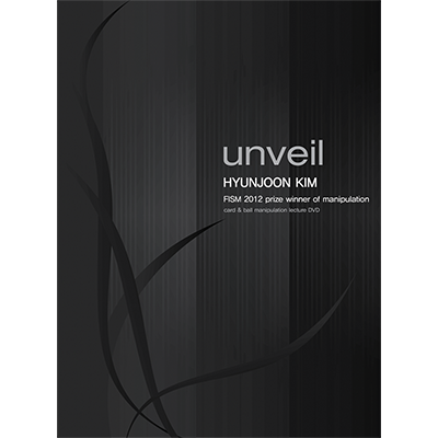 Unveil - Hyunjoon Kim - DVD