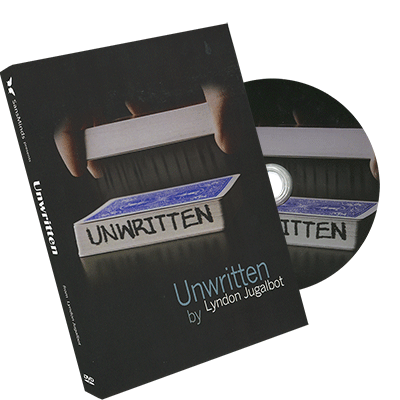 Unwritten (Blue) by Lyndon Jugalbot & SansMinds - Trick