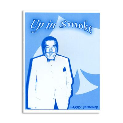 Up In Smoke - Larry Jennings & Bill Goodwin - Libro de Magia