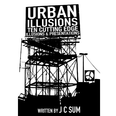 Urban Illusions - JC Sum - Libro de Magia