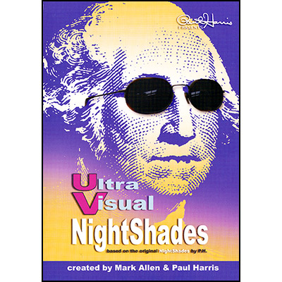 Paul Harris Presents UV Nightshades by Mark Allen and Paul Harris - Trick