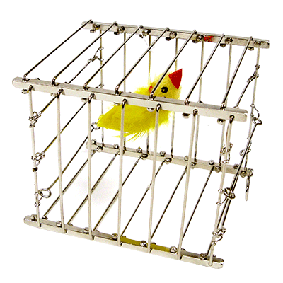 Vanishing Bird Cage - Trick